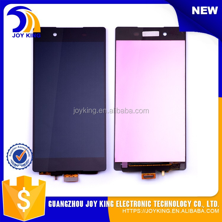 [joyking] high quality for sony xperia z4 lcd, for sony z4 lcd with touch digitizer assembly
