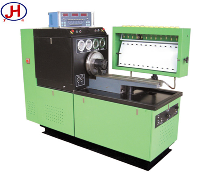 diesel auto BOSCH Europe 2 test bench device made in China Taian Junhui for injection pump