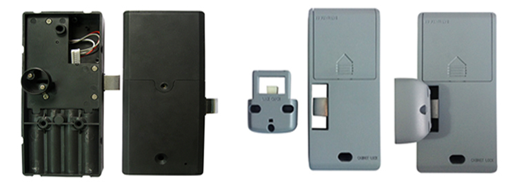 Meubles de sécurité numérique smart rfid sans clé électronique gym serrure d'armoire magnétique