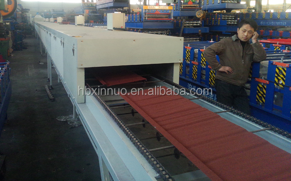 Roof Tiles Making Machine