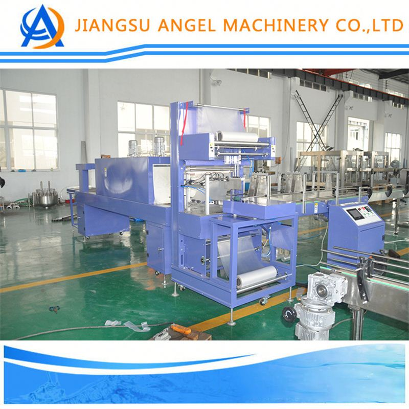 FCM Automatic Liquid Bottle Packing Machine