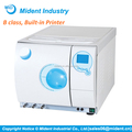 LCD display Dental Autoclave Class B, Medical Autoclave with Built-in Printer