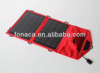 2015 Folding solar panel charger, Solar panel charger for Mobile phones