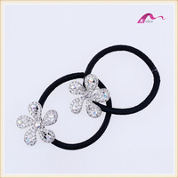 Elegant Clean Crystal Flower Hair Band For Wedding Accessories