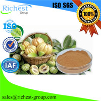 factory supply pure 50% HCA garcinia cambogia extract powder
