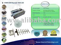 SYBER GSM Cell Phone Repeater Booster sma-238