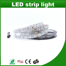12V 12W/M SMD Programmable RGB LED Strip 5050 with CE and ROHS 5M