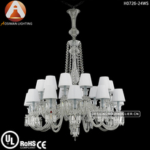 Baccarat Style Crystal Chandelier Imported from China