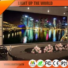 Aluminium Die Casting Full Color 5mm LED Screen Refresh Rate New Technology Product in China