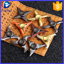 Spin Disk Fidget Spinner Toy Naruto Cartoon Darts Boomerang High Speed Hand Fidget Spinner Cartoon Hand Spinner