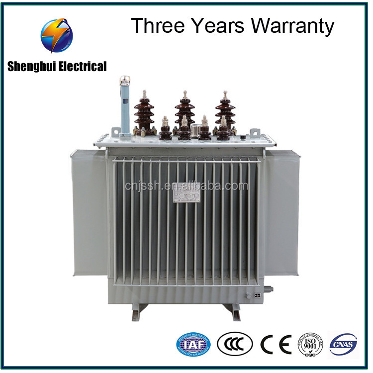 200KVA AC 400V to 690V 3 phase transformer for generator power supply system