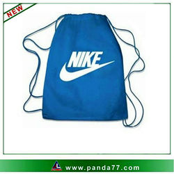durable nylon drawstring sports bag