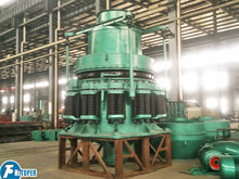 PYB600 model cone type cost of iron ore crusher