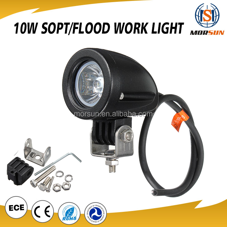HOT Sport Health 10W LED Work Light, Motocycle LED driving light 10w tractor work light