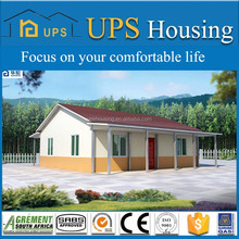Fast installation beautiful steel frame economic smart house prefabricated homes