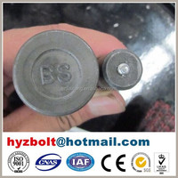 Nelson/iso 13918 shear connector/shear studs for stud welding with CE