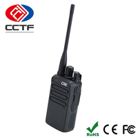 D-318C Digital Dpmr 200 Mile Walkie Talkie Dual Band VHF&UHF Digital Mobile Radio With Antenna