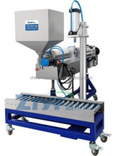 factory sales factory price semi-automatic oranic solvents water-based ink small liquid filling machine