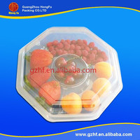disposable plastic tomato packing boxes