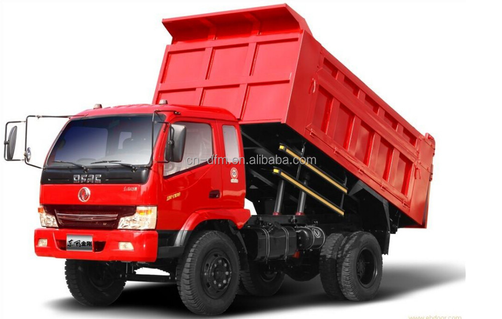 2015 Popular Model Dongfeng Jingang mini tipper truc k/dump truck for sale 6Ton from factory