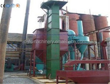 Full automatic production line for calcined gypsum powder /plaster powder