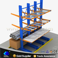 Jracking Steel structure pipe storage rack