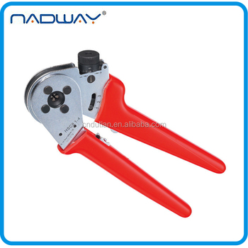 For Turned Contacts 0.14-6mm four-mandrel pex/al/pex pipe crimping tool