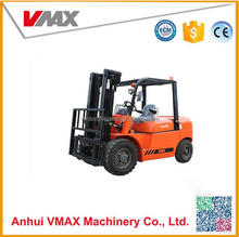 VMAX 5 ton hydraulic transmission DIESEL forklift with 3M lifting height