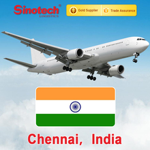 Cheapest Reliable China Air Shipping Agent Forwarding to India Chennai