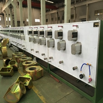 Factory sale3 Dimensional Hollow Fiber Production Line (Flexible)