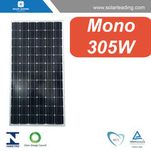 High efficiency 305w solar panel cost with buy solar cells bulk for grid tie solar system on grid