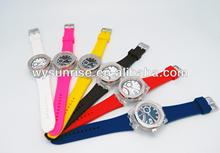 custom analog promotional gift cote d azur wrist watches