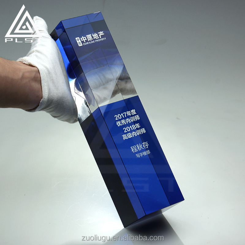 wholesale hot sell 3d laser ,Crystal Trophy diamond trophy Manufacturing direct custom awards blank laser engraved