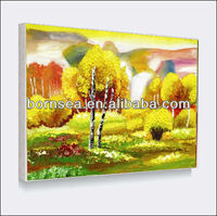oil painting by numbers DIY painting canvas art