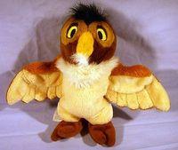 Good price cute stuffed animal owl toy