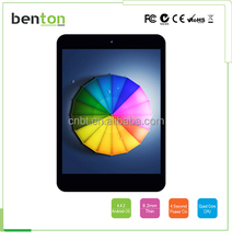 Android 4.2.2 Tablet PC 7.85 inch with Highlight
