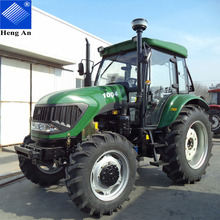4WD 100HP Farm Agricultural Tractor Enfly DQ1004 Tractor