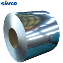 High quality dx51d z100 zinc galvanized steel GI metal coil for shed