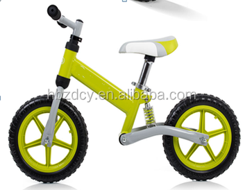 kids balance bike EVA Tire mixed colors