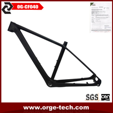 Newest style MTB frame biciclette hard tail carbonio frame Thru Axle 29 mountain bike carbon