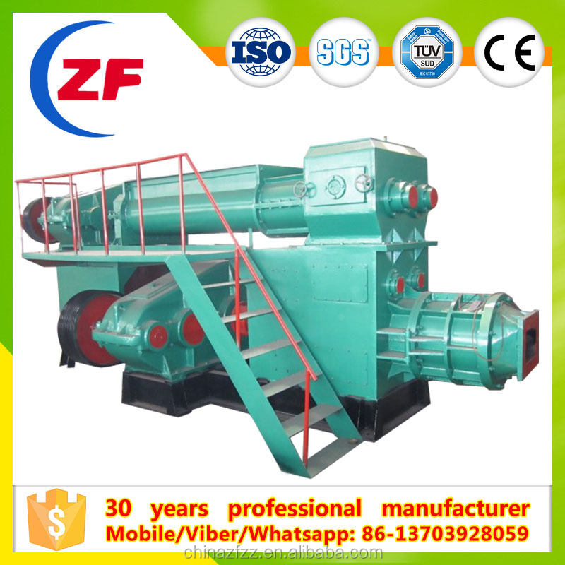 Factory Direct Price For Uganda Hoffman Kiln Clay Brick Moulding Machine
