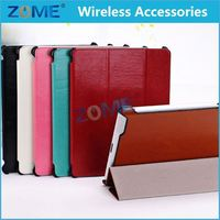 Nice Hot Leather Wallet Case Flip Cover With Credit Card Id Holder For iPad 234
