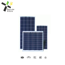 1640*992*40/45/50mm Size and Polycrystalline Silicon Material 250w solar modules pv panel