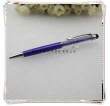 TCR-03 screen touch pen 2 in 1 ballpen , Multicolor promotion touch pen