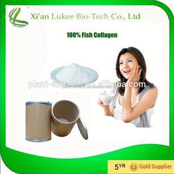 Collagen Powder / Hydrolyzed Fish Skin Collagen Marine Collagen