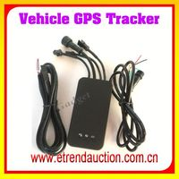 GPS Tracker Worldwide Use GPS Car Tracker Tracking Device SMS Remote Start Car Alarm