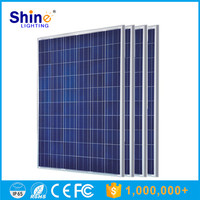 china price per watt mono and poly solar panels/ panel solar 250w 300w with high cost performance