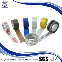 Strong adhesive tape approved water based tape/bopp tape