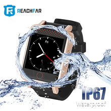 Touch Screen SOS WIFI Waterproof IP67 Mobile Sport Running Anti-Lost Kids Smart Tracking GPS Watch For Elderly