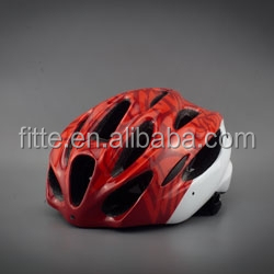 good-looking impact resistance in-mold EPS riding bicycle skating helmet